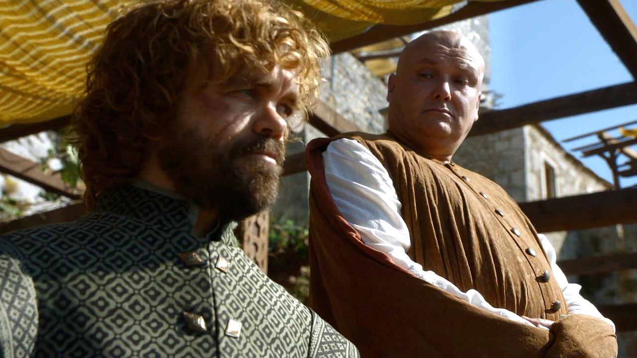 Tyrion & Varys In Meereen