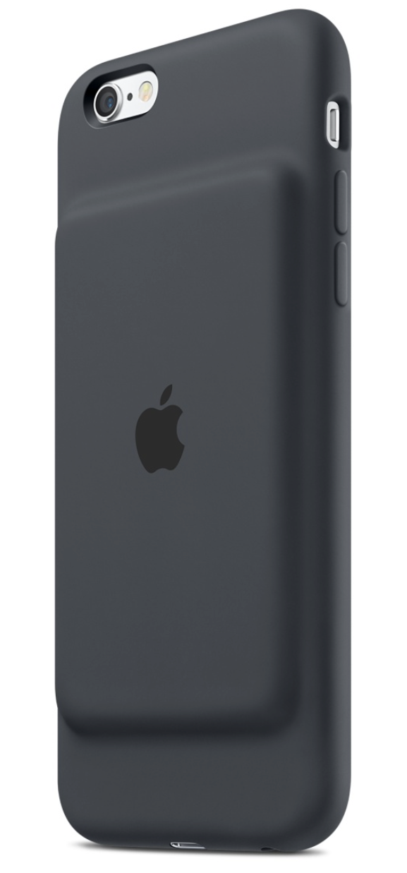 Apple's new extended life battery case